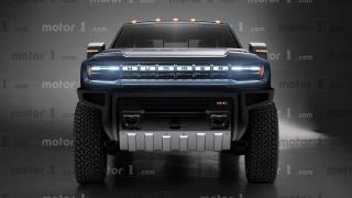 GMC Hummer EV 2020   xe điện mạnh 1000 mã lực