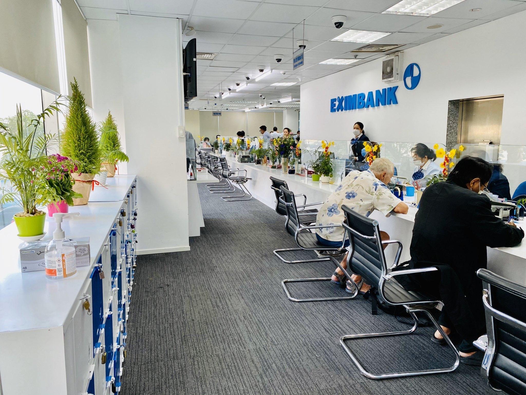 eximbank cong bo dieu chinh lai suat chung tay cung khach hang vuot kho