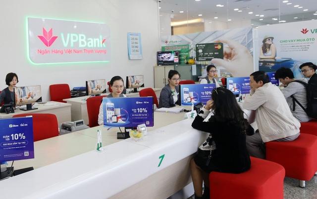 vpbank duoc thanh lap them 5 chi nhanh va 4 phong giao dich