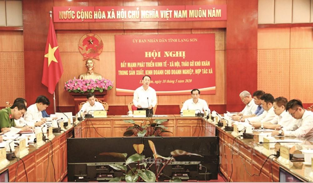 vietcombank lang son chu dong ho tro khach hang khoi phuc san xuat kinh doanh
