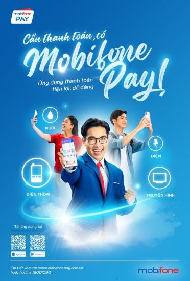 MobiFone chính thức cung cấp các dịch vụ trung gian thanh toán, tài chính di động