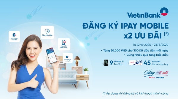 dang ky ipay mobile trung ngay iphone 11 pro max