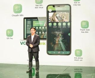 Ra mắt dịch vụ Ngân hàng số VCB Digibank