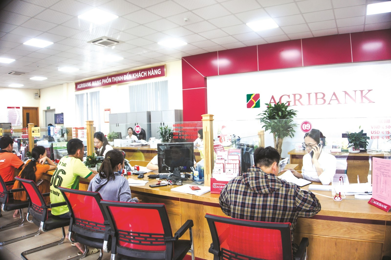 agribank kenh thanh toan dich vu cong quoc gia