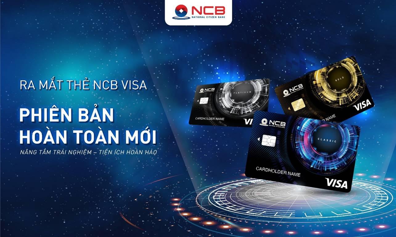 NCB ra mắt thẻ ghi nợ quốc tế Visa không tiếp xúc