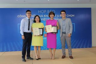 Công bố kết quả bình chọn Ví điện tử tiêu biểu nhất Việt Nam