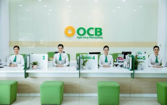 OCB vào top thương hiệu tài chính dẫn đầu 2021 tại Việt Nam