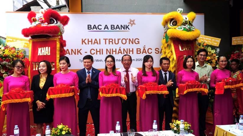 BAC A BANK mở rộng mạng lưới tại TP. Hồ Chí Minh