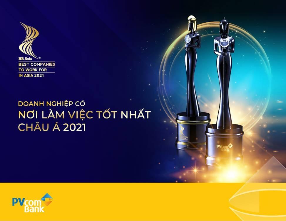 hr asia magazine vinh danh pvcombank la noi lam viec tot nhat chau a 2021