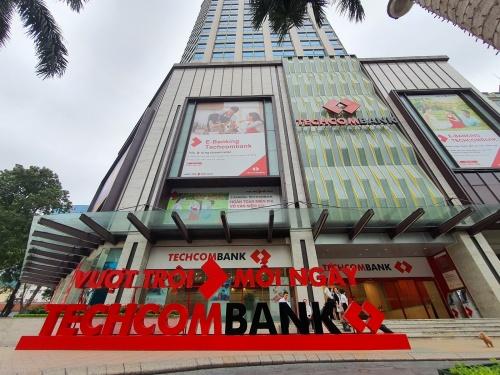 Techcombank dẫn đầu ngành về tỉ lệ CASA ở mức 49%