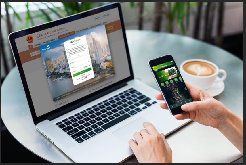 Chuyển đổi số - chìa khóa thành công của Vietcombank