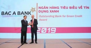 19 tổ chức tín dụng nhận giải ngân hàng tiêu biểu năm 2019