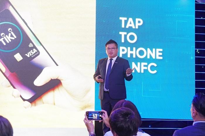 Ngân hàng Việt Nam đầu tiên triển khai công nghệ Tap to phone và NFC