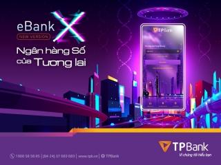 Ngân hàng số tương lai trong phiên bản internet banking mới của TPBank