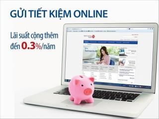 3 lợi ích vượt trội của tiết kiệm online