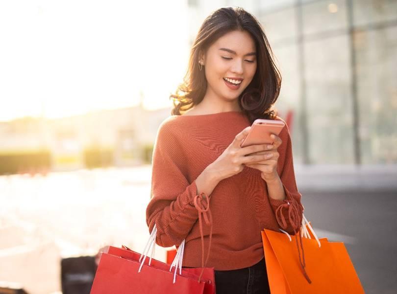 Thanh toán vay tiêu dùng trực tuyến nhận quà