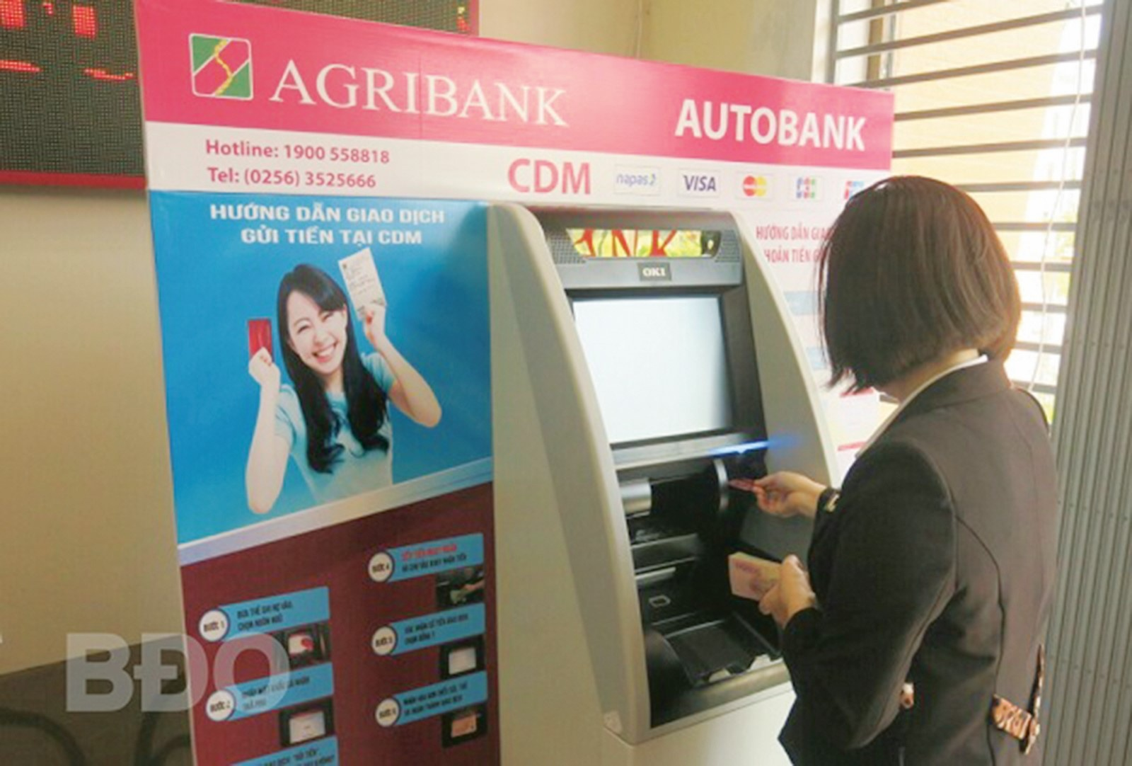 agribank thuc day phat trien tai chinh toan dien