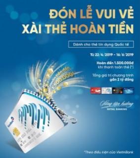 Cùng VietinBank chào đón mùa hè sôi động