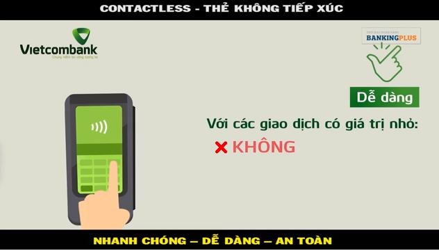 Contactless - Thẻ không tiếp xúc