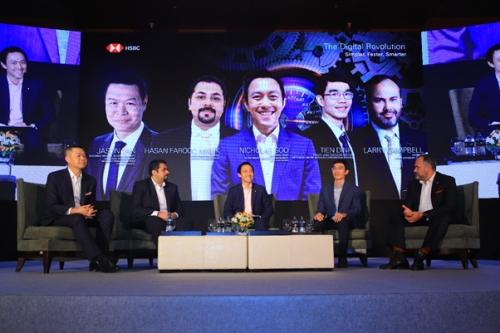 HSBC giới thiệu giải pháp thanh toán đa kênh đầu tiên tại Việt Nam
